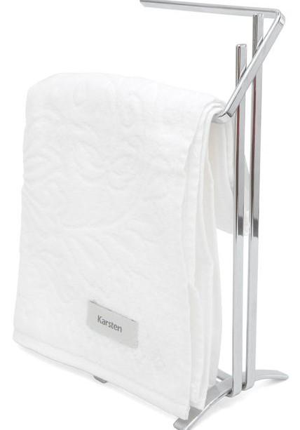 Toalha de banho Monique branca - Karsten