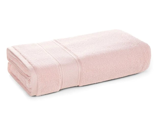 Toalha de rosto due class rose - Karsten