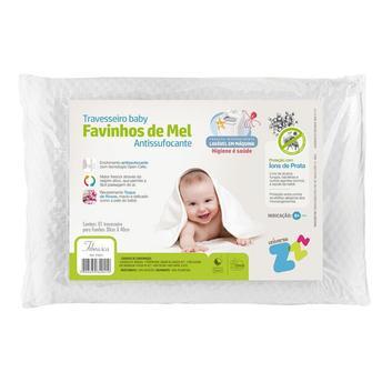 Travesseiro Favinhos De Mel Baby - Fibrasca