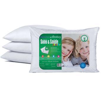 Travesseiro Sono e Saúde Júnior 45x65cm - Altenburg