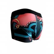 Cueca Boxer Thais Gusmão Andorinha Colorido