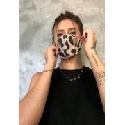 Máscara Dupla camada Oncinha