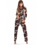 Pijama Longo Thais Gusmão Savana Feminino