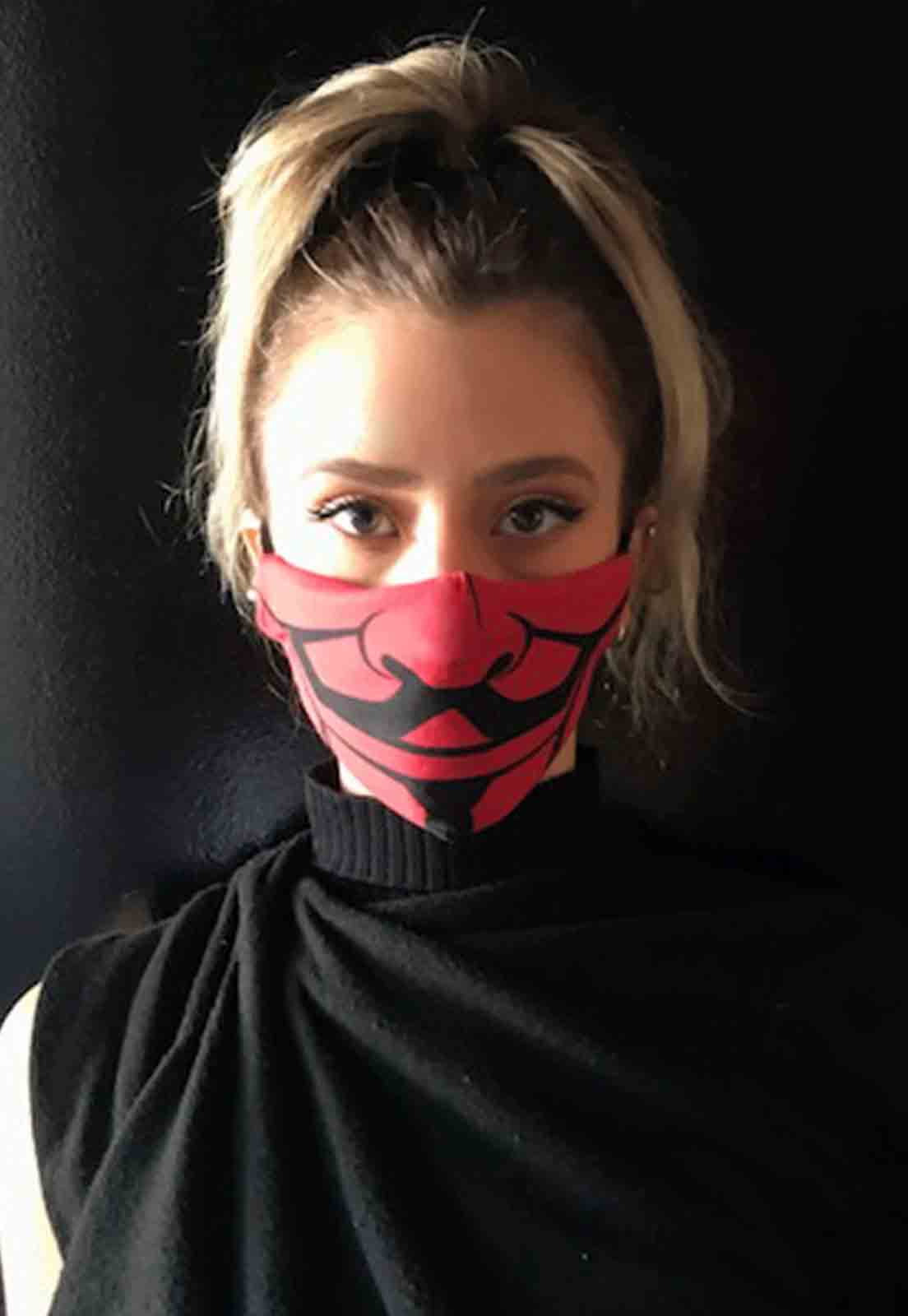 Máscara Dupla camada Dalli