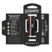 ABAFADOR P/CORDAS DAMPER IBOX Comfort DKSM05 SM BK/WH/RD