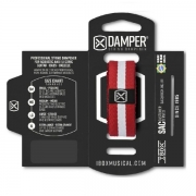 ABAFADOR P/CORDAS DAMPER IBOX Comfort DKSM10 SM RD/WH
