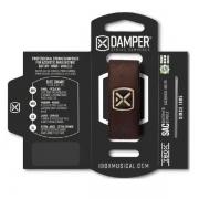 ABAFADOR P/CORDAS DAMPER IBOX Premium DTSM18 SM Marrom