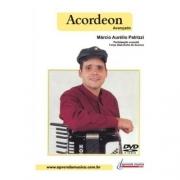DVD AULA ACORDEON AVANÇADO