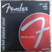 ENC. GUITARRA FENDER 009 Light 250L
