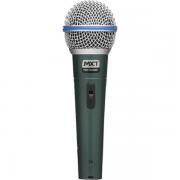 MICROFONE com fio MXT BTM-58A