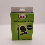 MICROFONE lapela IDEA ID-4026C