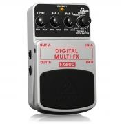 PEDAL P/guitar BEHRINGER FX-600 Multiefeitos