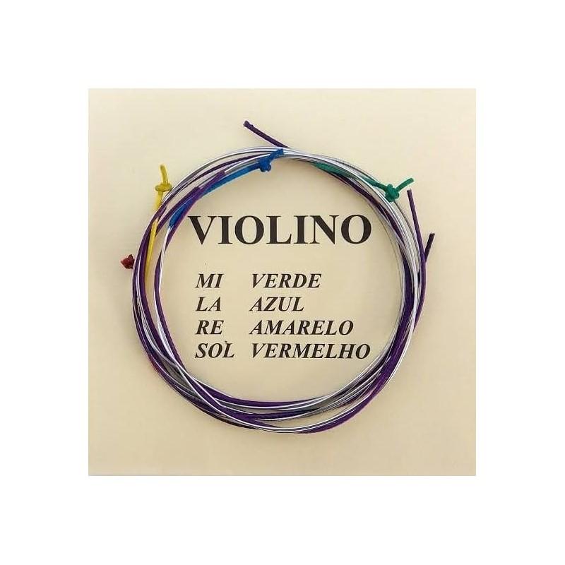 ENC. VIOLINO MAURO CALIXTO 4/4