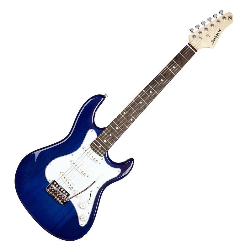 GUITARRA STRINBERG EGS-216 Azul