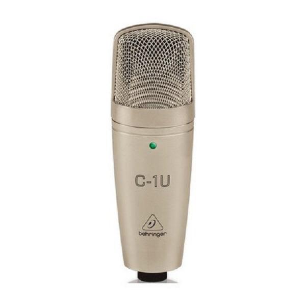 MICROFONE condensador BEHRINGER C-1 U