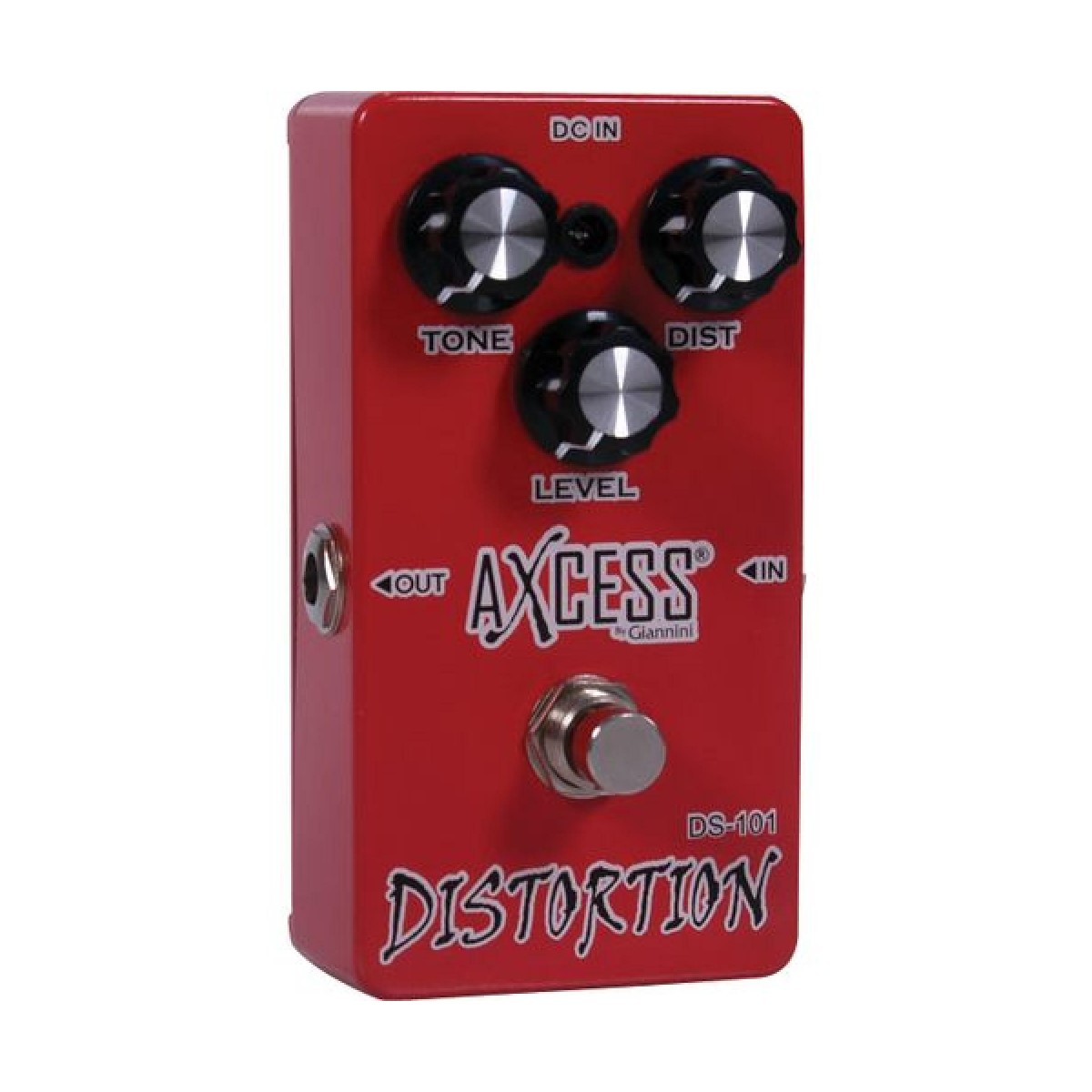 PEDAL p/guitar GIANNINI DISTORTION DS-101