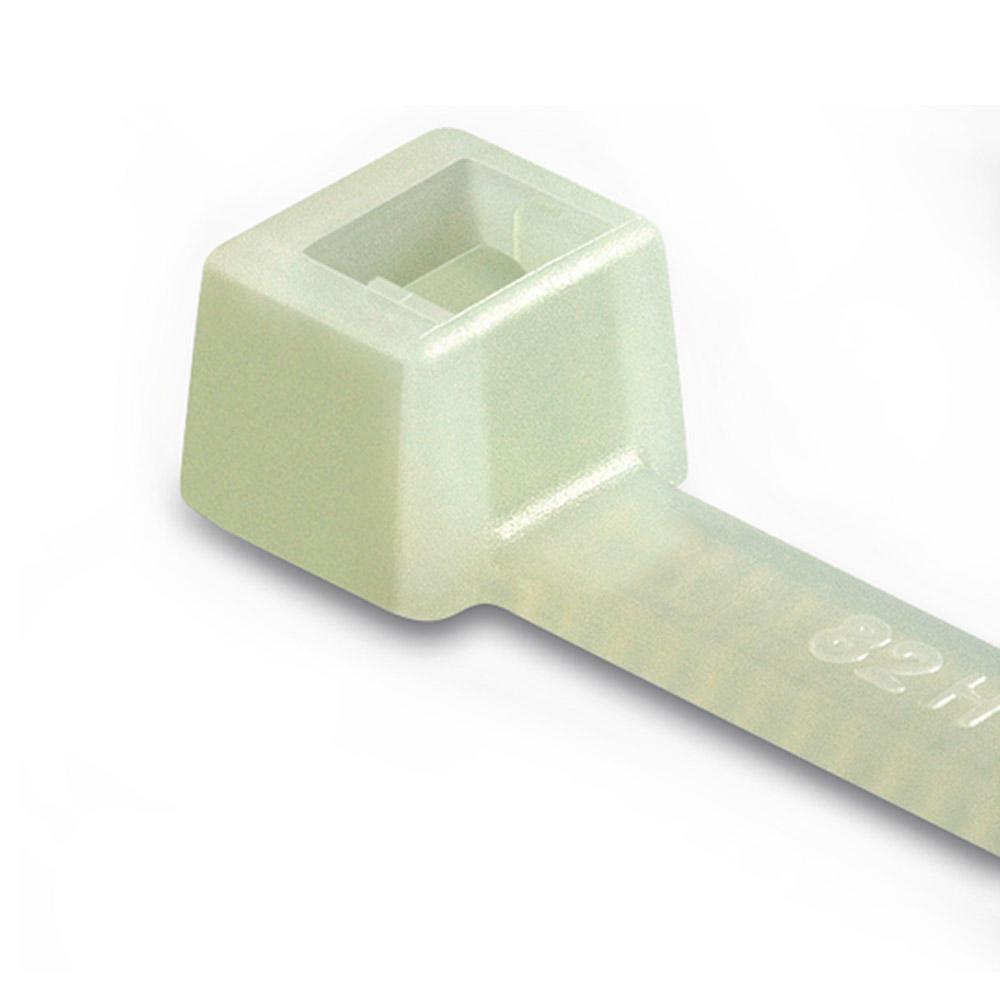 Abraçadeira de Plástico T18L - Pacote Com 500 Unidades - NATURAL