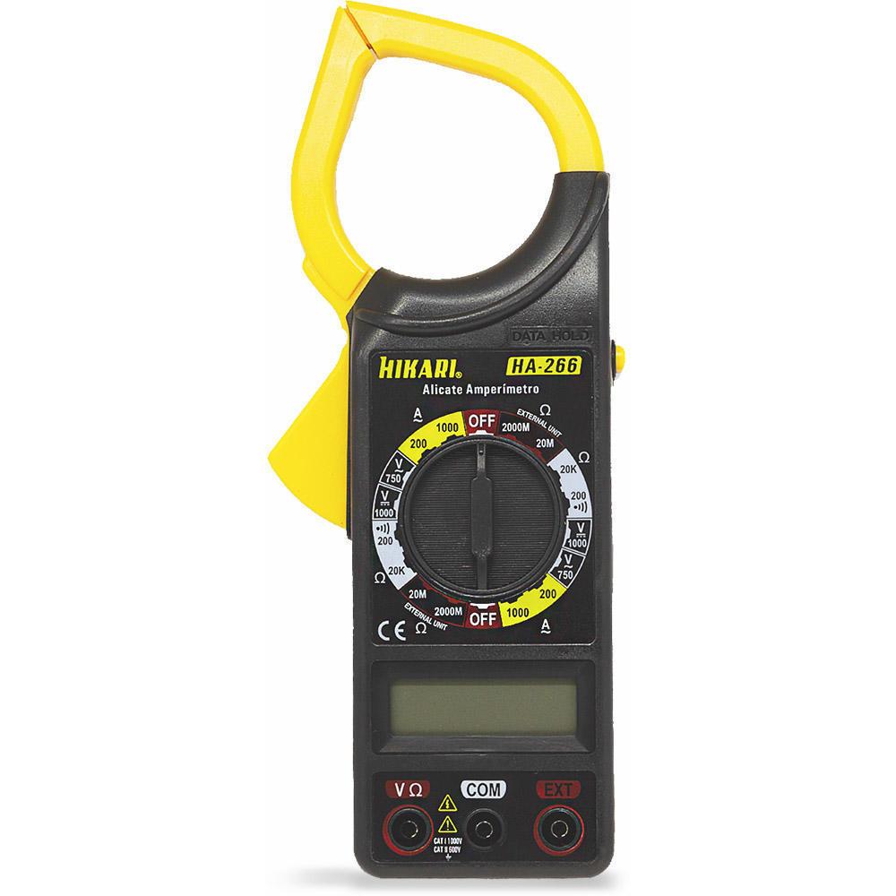 Alicate Amperímetro Digital - HKA266 - 21N032