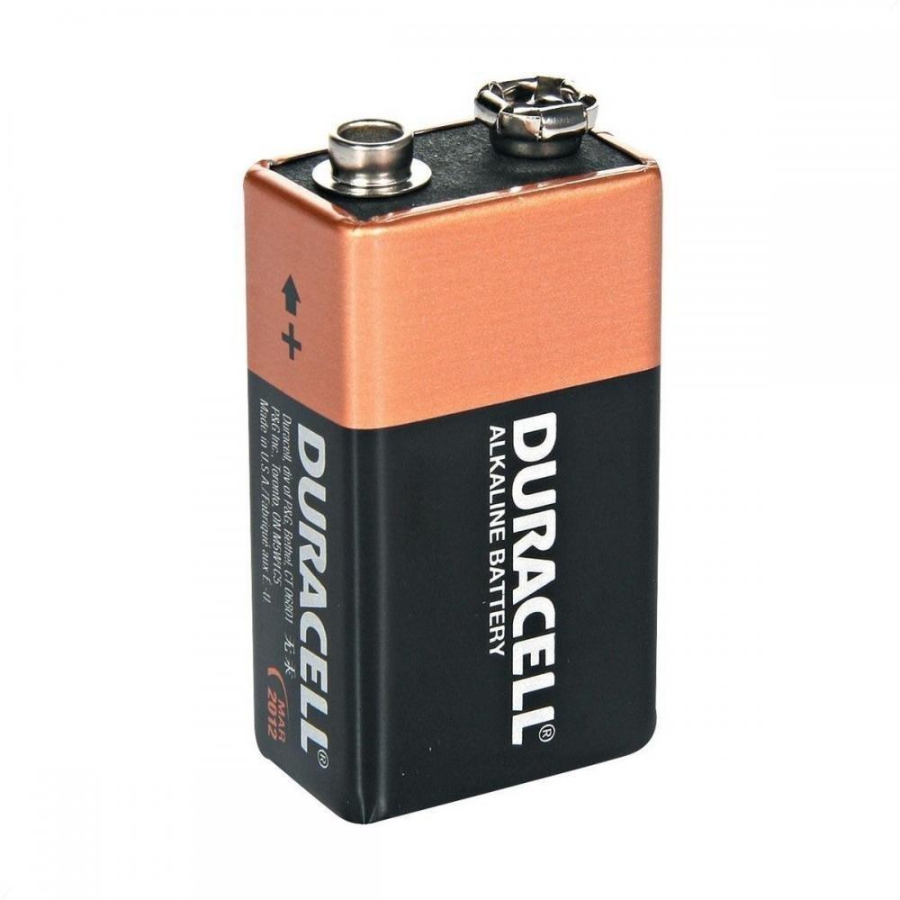 Bateria Alcalina 9v cartela 1 Unidade