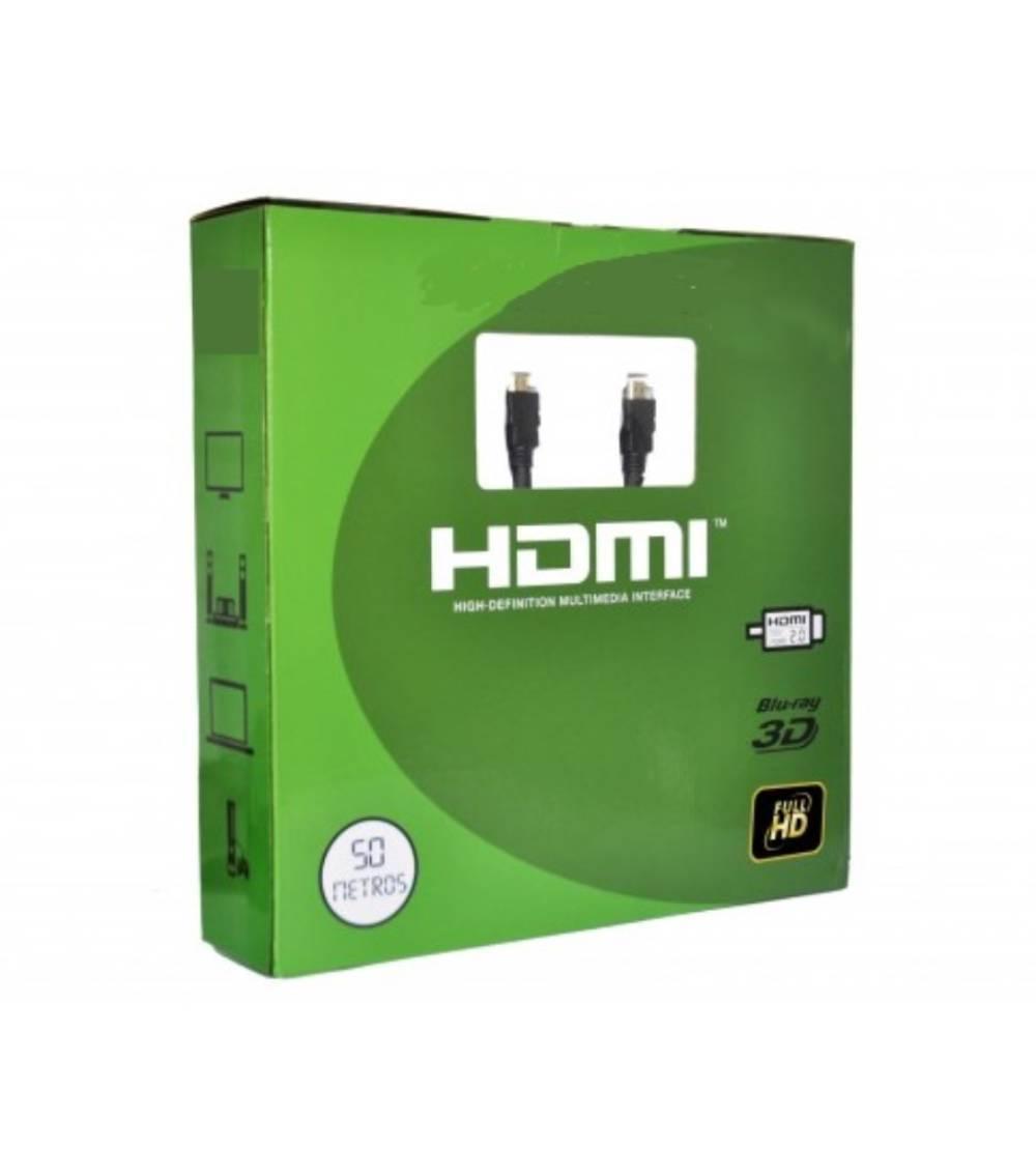Cabo HDMI 50 mts 2.0 4K