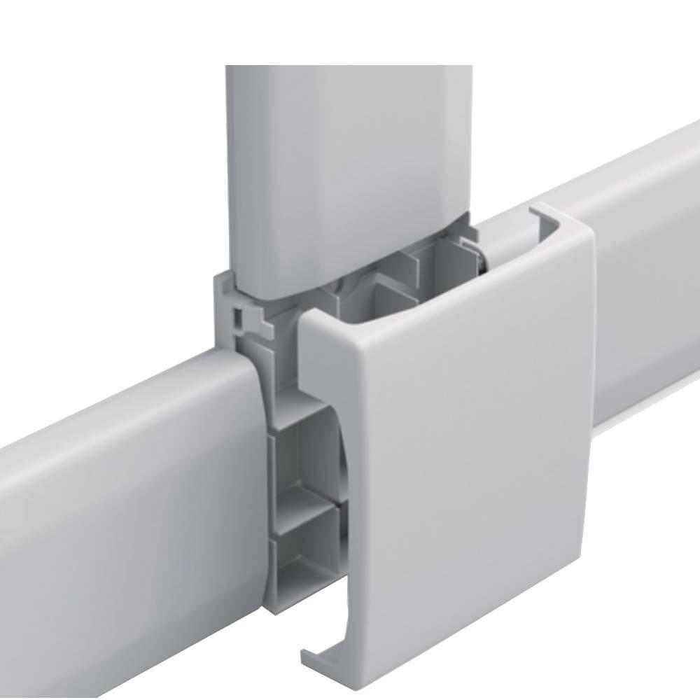 Caixa Derivação Plástico Br - MCCD