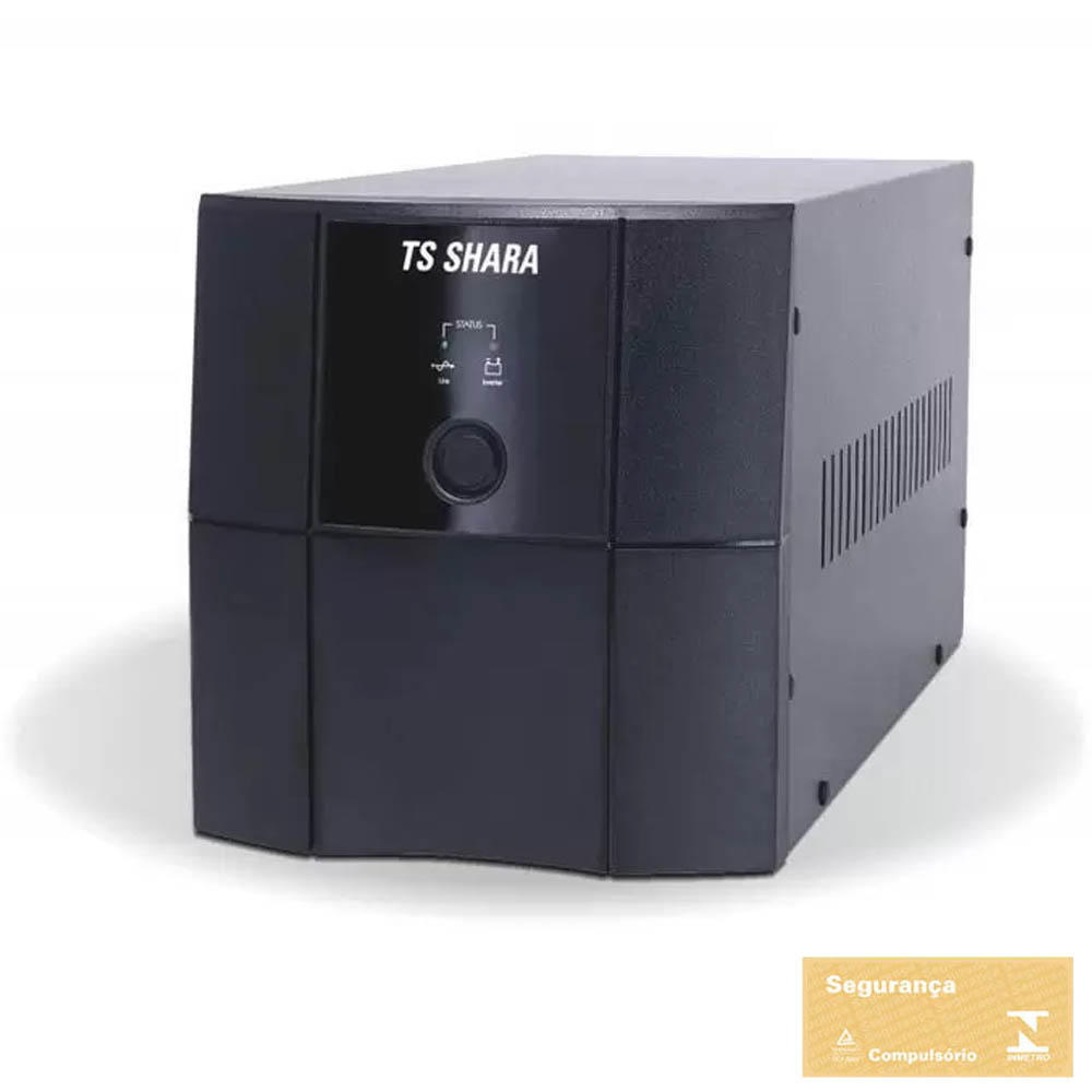 Nobreak UPS SENOIDAL Universal 2200VA - Entrada Bivolt automático 115V / 220V Saída Bivolt selecionável 115V / 220V
