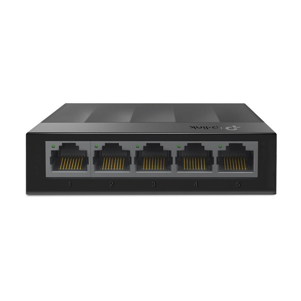 Switch 5 Portas Gigabit LS1005G