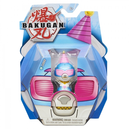 Bakugan - Figura Cubbo - Festa