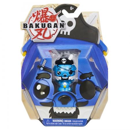 Bakugan - Figura Cubbo - Pirata