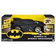 Batman - Batmóvel Com Controle Remoto