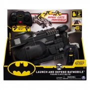Batman - Batmóvel Com Figura E Controle Remoto