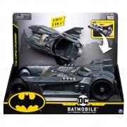 Batman - Batmóvel Para Figuras De 10 Cm