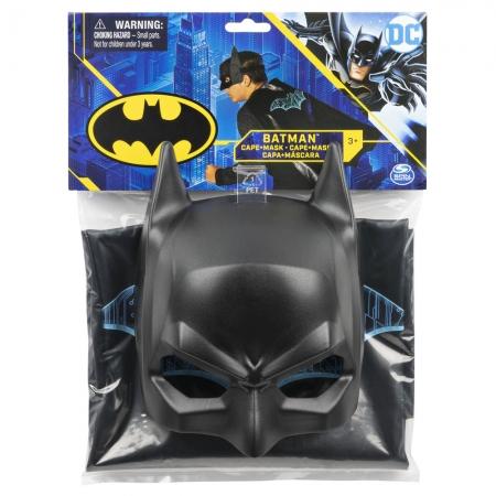Batman - Capa E Máscara Batman