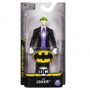 Batman - Figuras 15 Cm - Coringa Roupa Preta