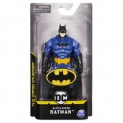 Batman - Figuras 15 Cm - Battle Armor Azul