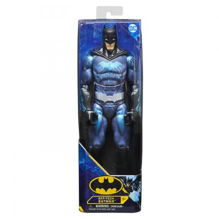 Batman - Figuras 30 Cm - Batman Bat-Tech