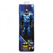 Batman - Figuras 30 Cm - Batman Camuflado Azul