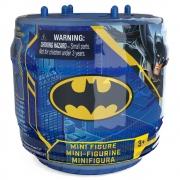 Batman - Minifiguras 5 Cm Sortidas - Pote Azul