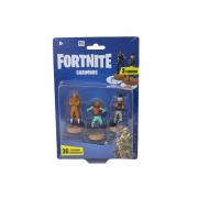 Fortnite - Carimbos Com 3 Figuras - Merry Marauder, Crackshot E Tomato Head