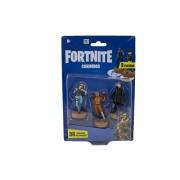 Fortnite - Carimbos Com 3 Figuras - Snorkel, Ginger G. E Kitsume S.