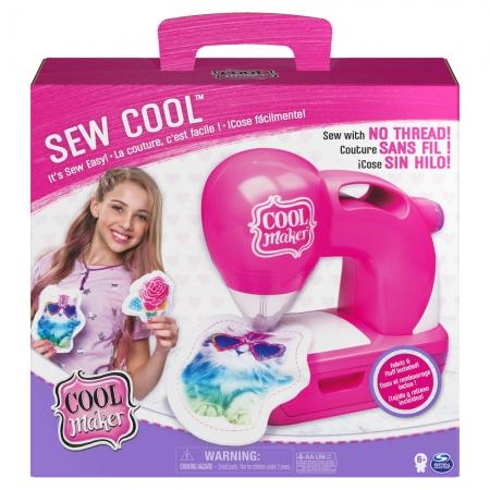 Cool Maker - Maquininha De Costura Sew Cool