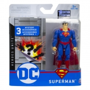 Dc - Figuras 10 Cm - Superman