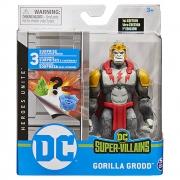 DC - Figuras de 10 cm - Gorilla Grood