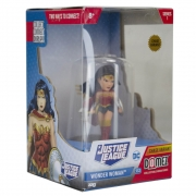 Domez - Liga Da Justiça - Mulher-Maravilha Chase Variant 5,5 Cm