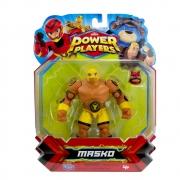 Power Players - Figura Articulada 12 Cm - Masko