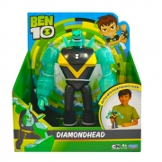 Ben 10 - Figura Articulada 30 Cm - Diamante