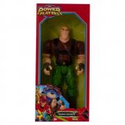 Power Players - Figura Articulada 30 Cm - Sarge