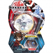 Bakugan - Figura De Batalha Deluxe - Pegatrix