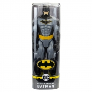 Batman - Figuras 30 Cm - Batman Renascimento Capa Preta