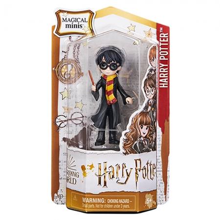 Harry Potter - Bonecos Amuletos Mágicos - Harry Potter